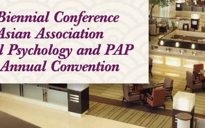 Joint Conference of the Psychological Association of the Philippines and the Asian Association for Social Psychology