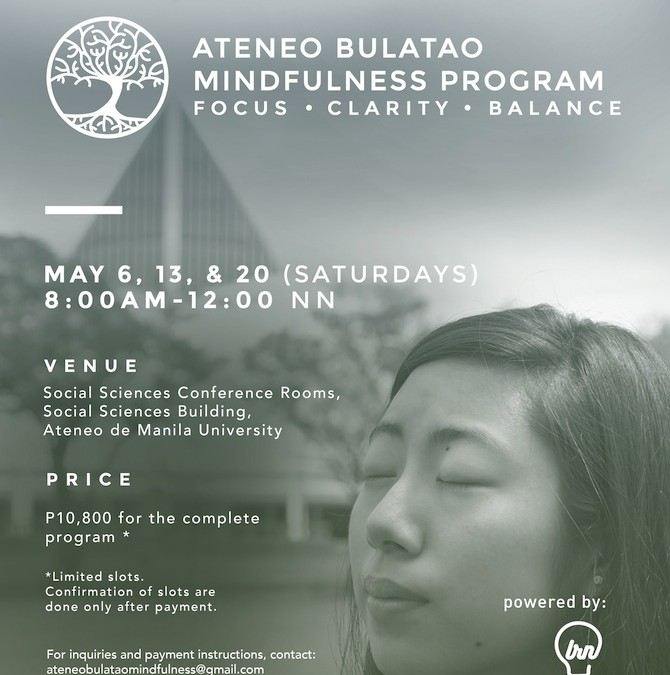 Ateneo Bulatao Mindfulness Program