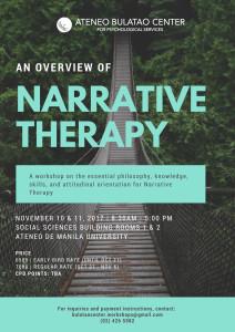 Narrative Therapy Poster v1